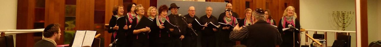 The Liron Choir – Jewish Community Choir